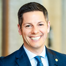His Worship Mayor Bowman